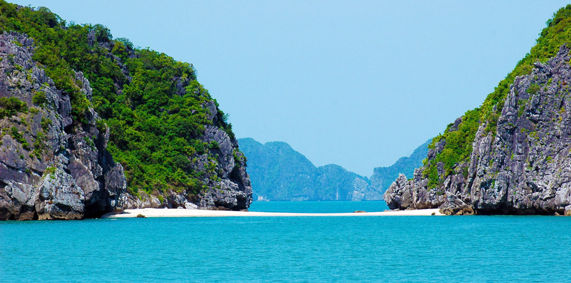 02D/01N - Trekking, Kayaking, Standup Paddleboarding & Cruising in Lan Ha bay and Cat Ba island