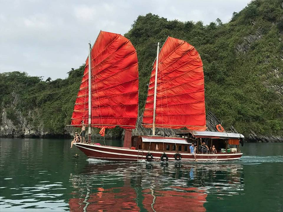 Port of call: Halong city -  Shore excursions in Halong Bay