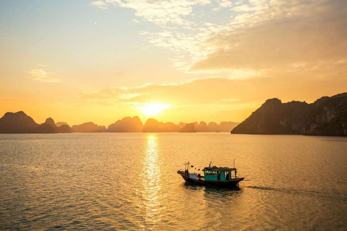 Van Don Bay: The Second Halong Bay in Vietnam