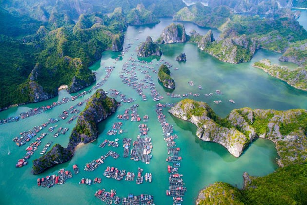 Shore Excursions in Lan Ha bay and Cat Ba Island