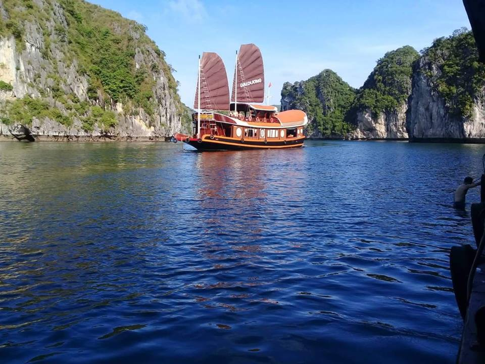 Experience Ha Long bay beyond the ordinary with Lagoon Explorer 1