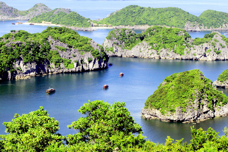 Experience Lan Ha bay and Halong beyond the ordinary 5